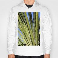 palm Hoodies featuring Palm by Boris Burakov
