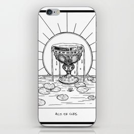 Ace of Cups iPhone Skin