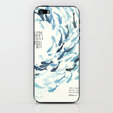 Fishers of Men iPhone & iPod Skin