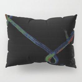 Loved in Blue Pillow Sham