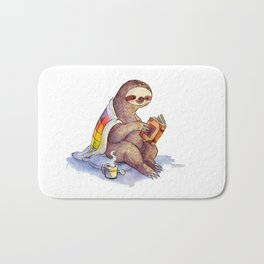 Sloth Bath Mat