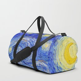 "Vincent van Gogh "" Starry Night "" Duffle Bag"