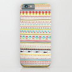 Pattern No.2 iPhone 6s Slim Case