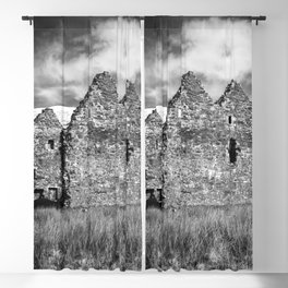 Calda House Monochrome Blackout Curtain