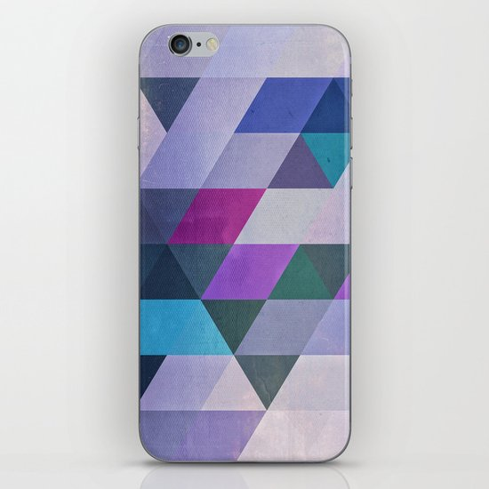 flyty iPhone & iPod Skin
