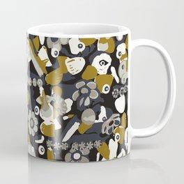 Mexican Spring - árbol de la vida de Metepec Coffee Mug