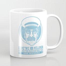 Old School Milkman Coffee Mug