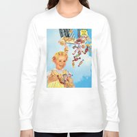 candy Long Sleeve T-shirts featuring candy by •ntpl•