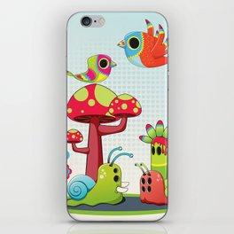 Critter Romance iPhone Skin