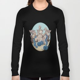 Fate's String Long Sleeve T-shirt