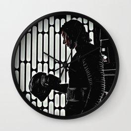 Kylo's Dark Side Wall Clock