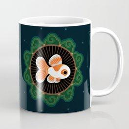 Butterfly goldfish - white Coffee Mug