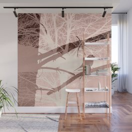 Bird tree Wall Mural