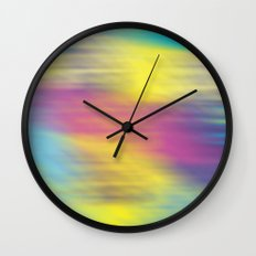Winds Of Change Wall Clock