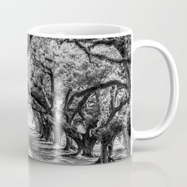 Louisiana Path Through the Oaks Coffee Mug