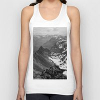 jon snow Tank Tops featuring Archangel Valley by Kevin Russ