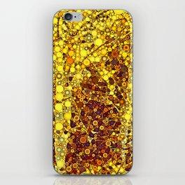 Golden Forest iPhone Skin