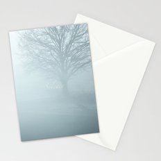 Tree / Winter Silence Stationery Cards