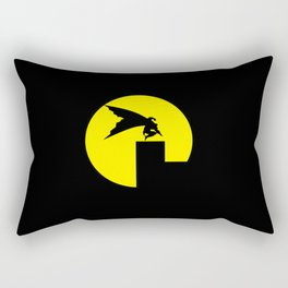 Bat man Rectangular Pillow