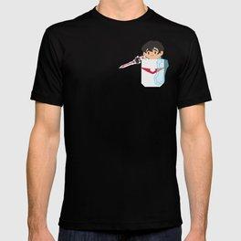 Pocket paladin keith T-shirt