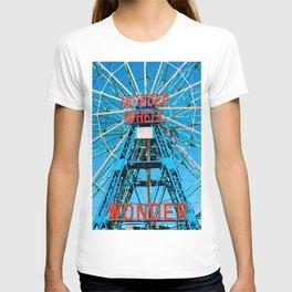 Wonder Wheel T-shirt