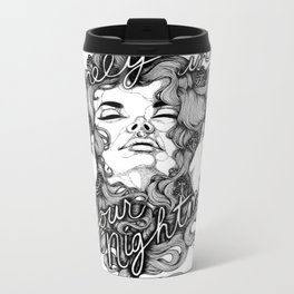 Lonely in Your Nightmare Metal Travel Mug