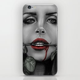 + Look What You've Done + iPhone Skin