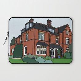 Cambridge struggles: Lucy Cavendish Laptop Sleeve
