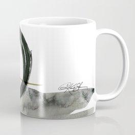Enso Abstraction No. 112 by Kathy morton Stanion Coffee Mug