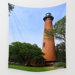 Currituck Beach Light Station Wall Tapestry