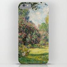 The Parc Monceau by Claude Monet Slim Case iPhone 6 Plus