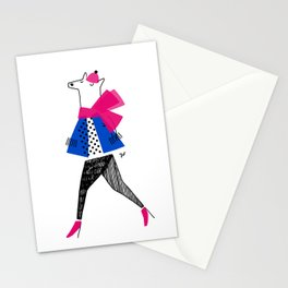 CHIC! MONDAY MORNING Stationery Cards