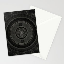 Inner Space 6 Stationery Cards