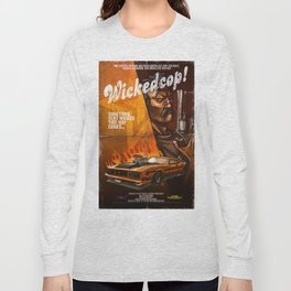 Wicked Cop Long Sleeve T-shirt