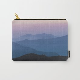 Sunset in the Annapurnas Carry-All Pouch