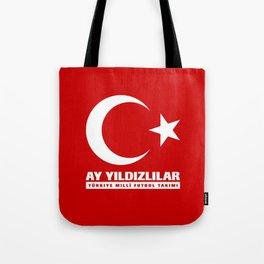 Euro 2016: Turkey Tote Bag