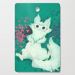 Lio The Fluffy Thing Cutting Board