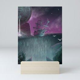 Happy Isles Mini Art Print