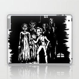 A step into Oblivion Laptop & iPad Skin