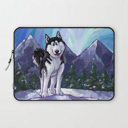 Animal Parade Husky Laptop Sleeve