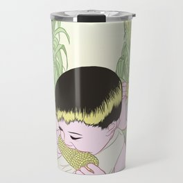 Children Of The Corn Travel Mug