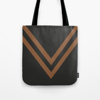 millenium falcon Tote Bags featuring Falcon by PAAC design