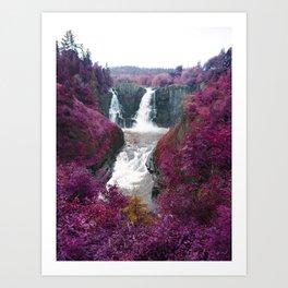 Grand Portage State Park, Grand Portage, United States Art Print