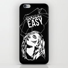 Speak Easy iPhone & iPod Skin