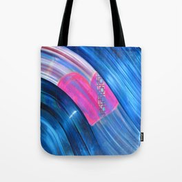 Love From Way Above Tote Bag
