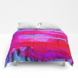 Pink Storm Comforters
