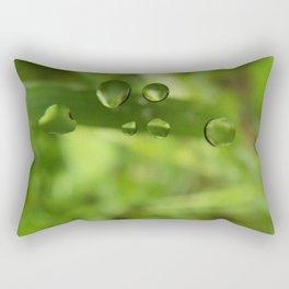 Globules Rectangular Pillow