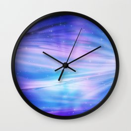 Ripples In My Mind Wall Clock