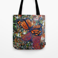 Butterfly-7 Tote Bag