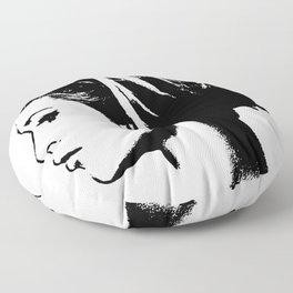 Brigitte Bardot Floor Pillow